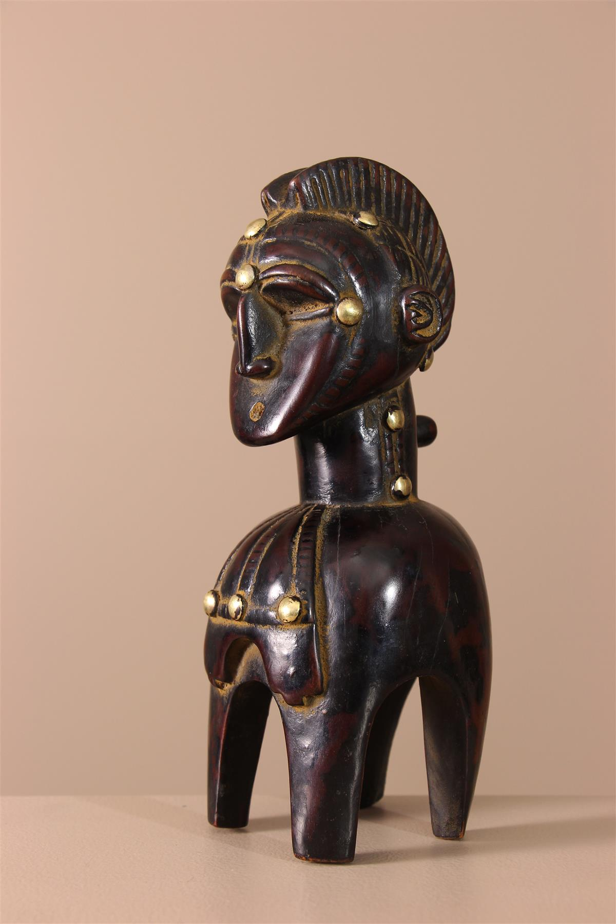 Statuette Baga - Déco africaine - Art africain traditionnel
