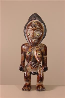 Statuette d ancêtre Punu