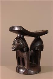 Objets usuelsAppuie-nuque tribal