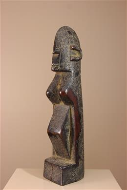 Statue fétiche Mumuye du Nigéria
