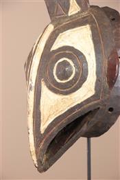 Masque africainMasque Gurunsi