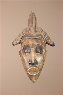 Masque Ibo du Nigeria