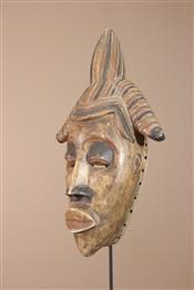Masque africainMasque Ibo
