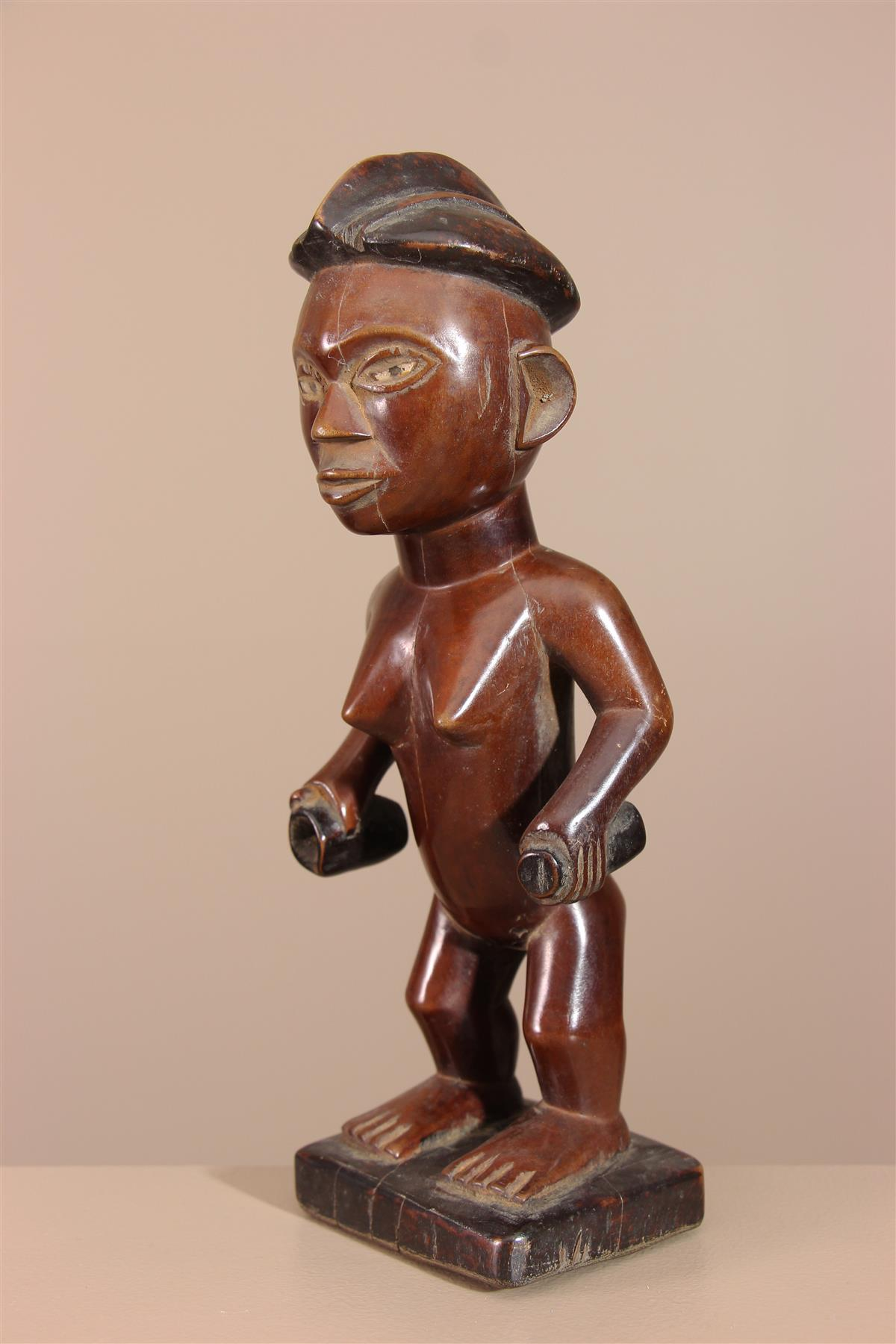 Statuette Vili - Déco africaine - Art africain traditionnel