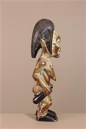 Statues africainesStatuette Punu