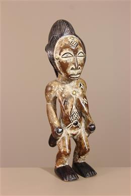 Statuette tribale Punu