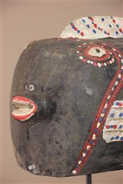 Masque africainPoisson Bozo