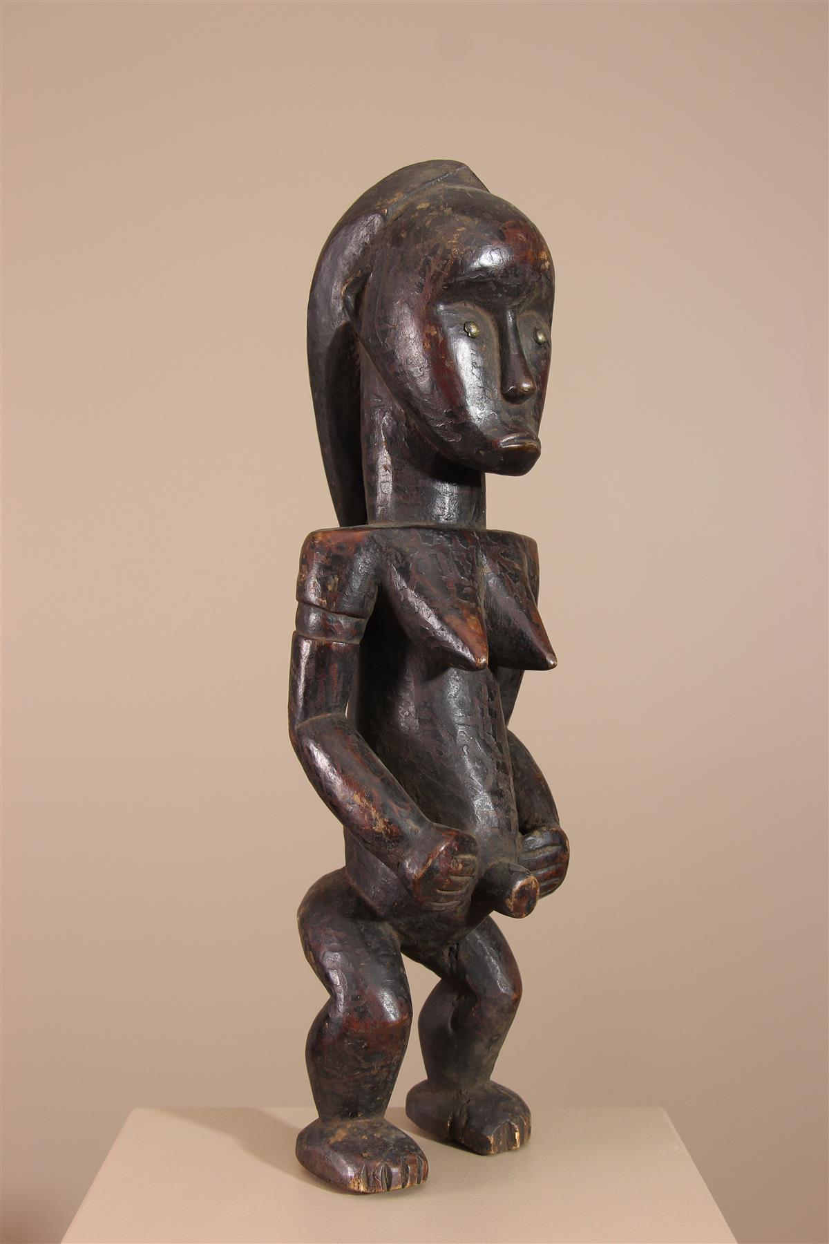 Statue Fang - Déco africaine - Art africain traditionnel