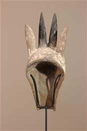 Masque africainMasquette Luba