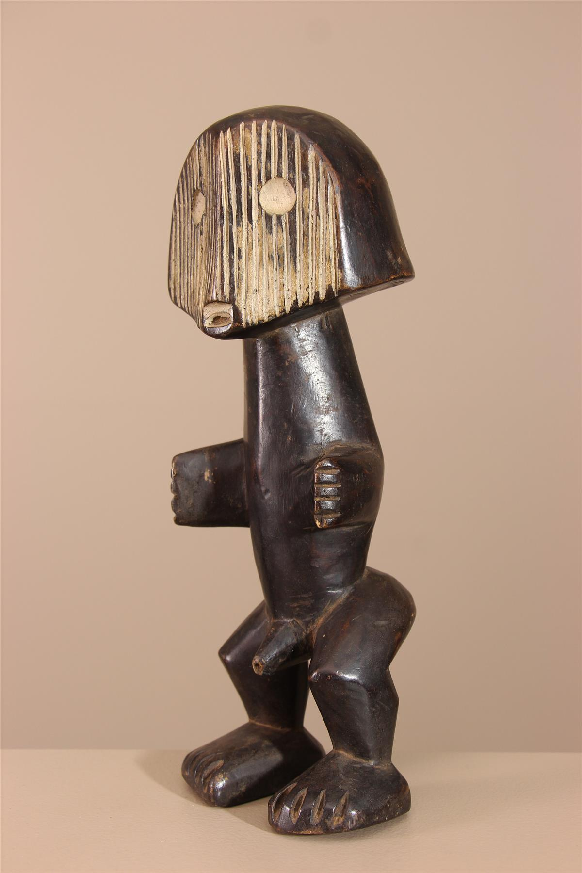 Statuette Metoko - Déco africaine - Art africain traditionnel