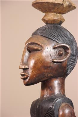 Grande statue Bambara