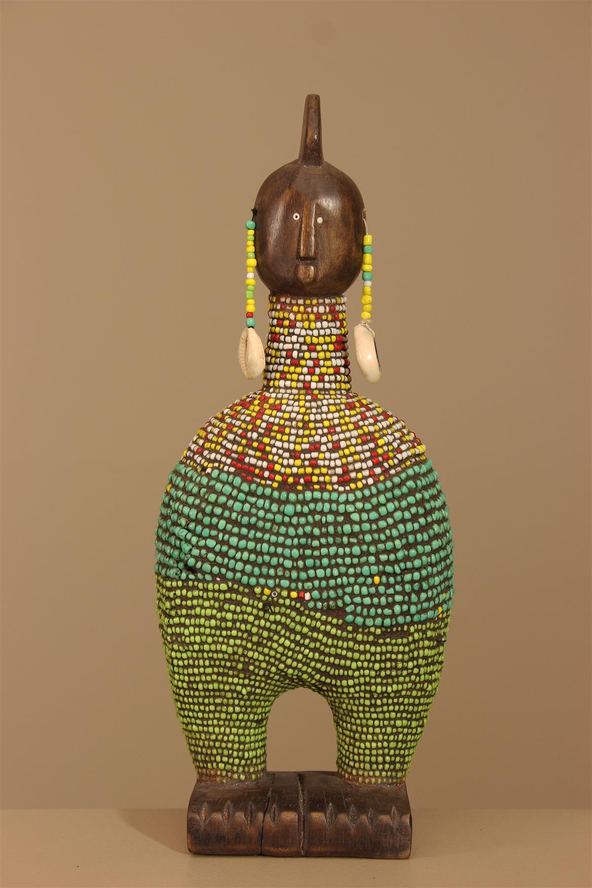 Nouveau produit - Déco africaine - Art africain traditionnel