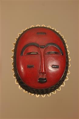 Masque Baoule / Yohouré Gbagba