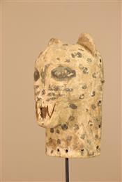 Masque africainMasque animalier