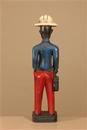 Statues africainesStatuette Baule