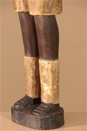 Statues africainesColon Baule