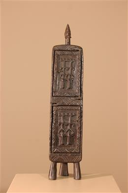 Déco africaine - Art africain traditionnel - Boite à remèdes Dogon