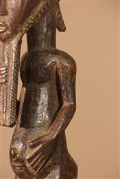 Statues africainesStatuette Côte d Ivoire