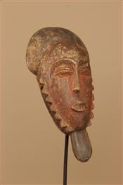 Masque africainMasquette Baule