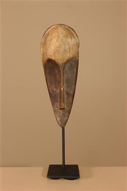 Déco africaine - Art africain traditionnel - Petit masque Fang Gabon