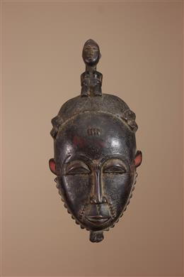Masque Baoule/Yaure de Côte d Ivoire