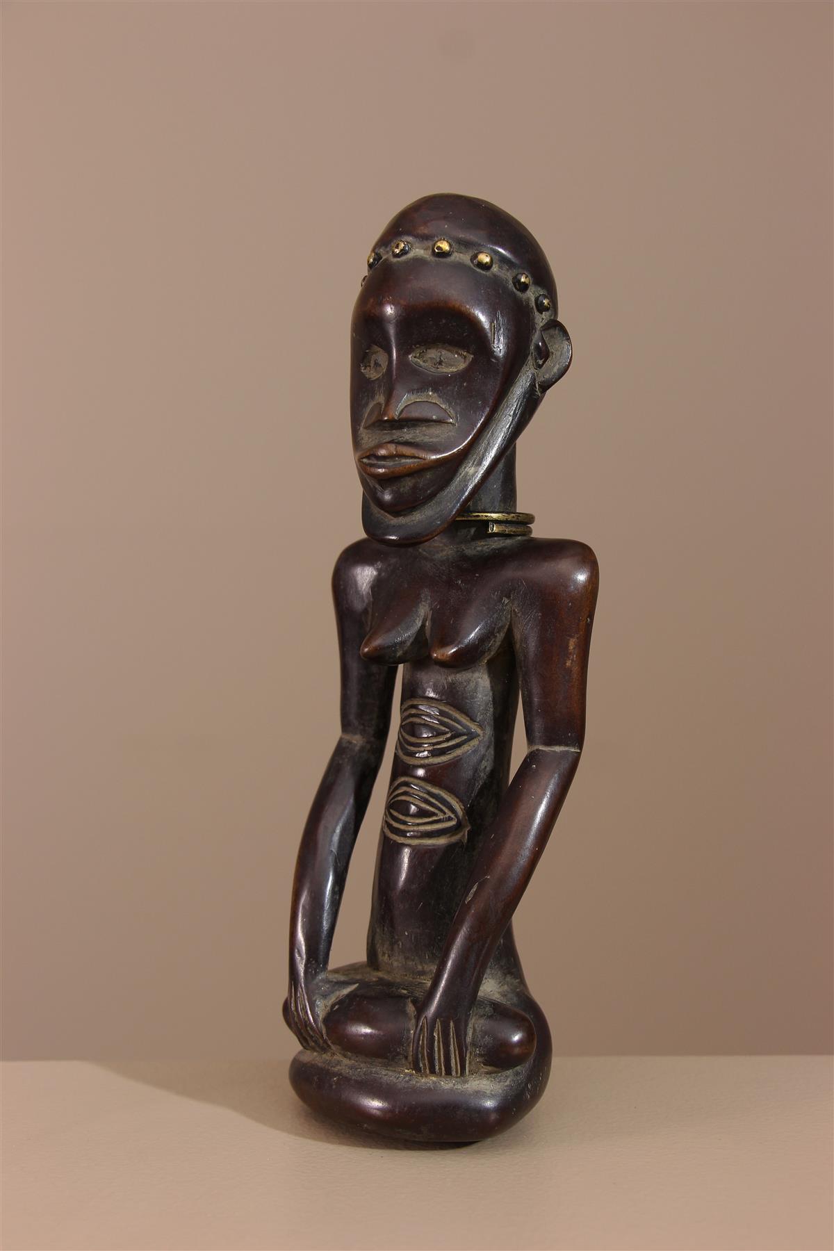 Figurine Bembé - Déco africaine - Art africain traditionnel
