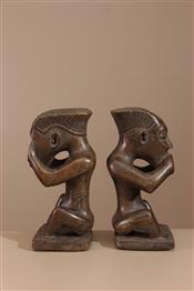 Statues africainesStatuettes Kuba