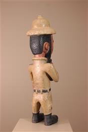 Statues africainesColon Kongo