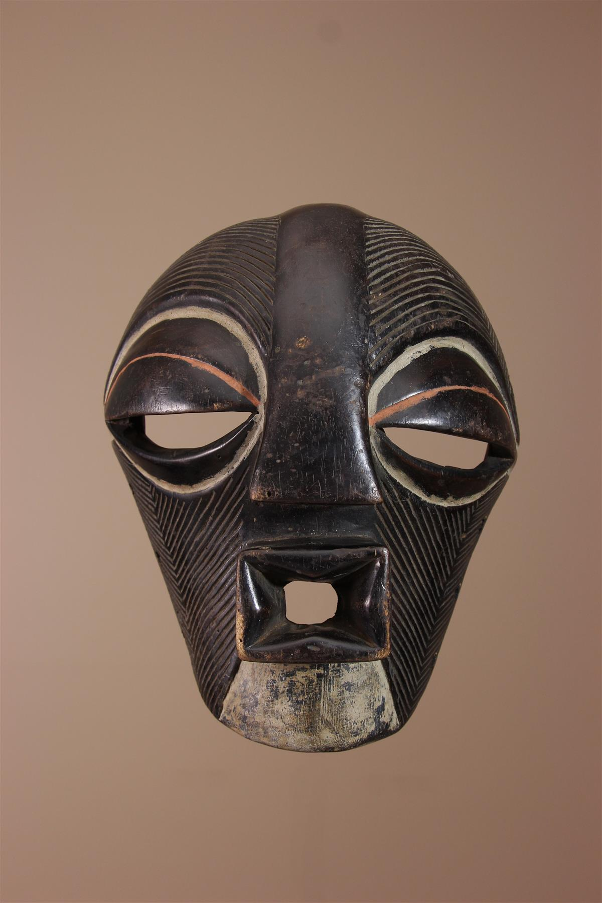 Masque KIfwebe - Déco africaine - Art africain traditionnel