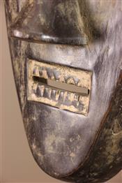 Masque africainMasque Salampasu