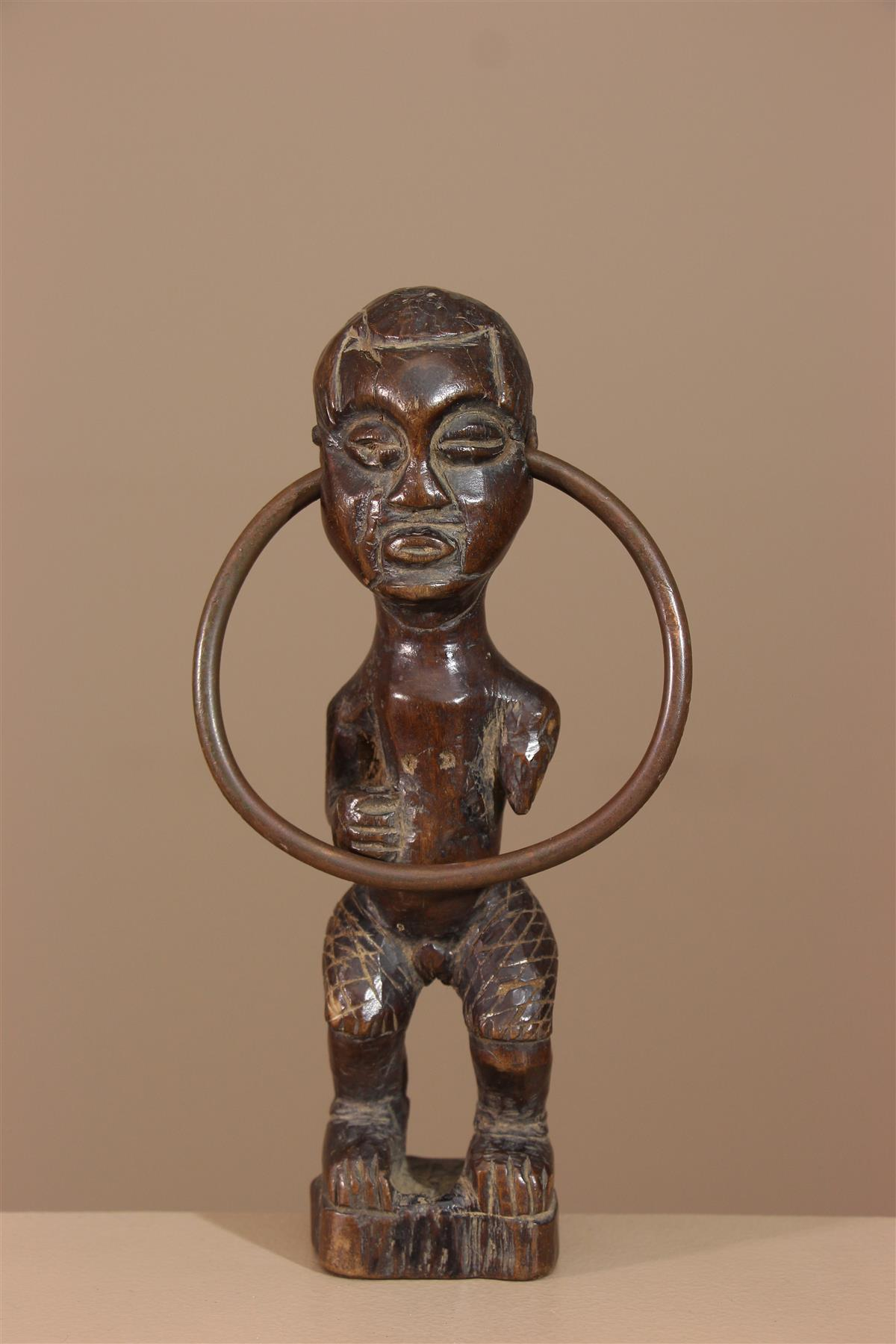Fétiche africain - Déco africaine - Art africain traditionnel