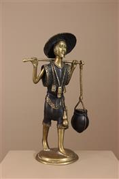 Statues africainesStatue Peul