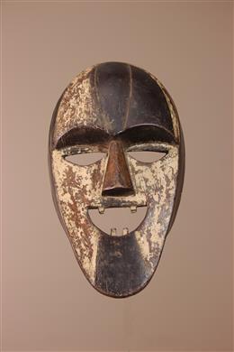 Masque africain Salampasu