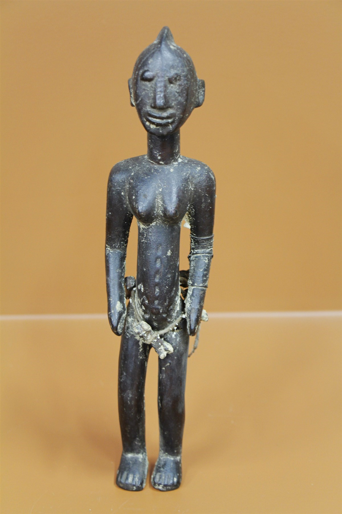 Statue Mossi - Déco africaine - Art africain traditionnel