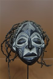 Masque africainMasque Chokwe