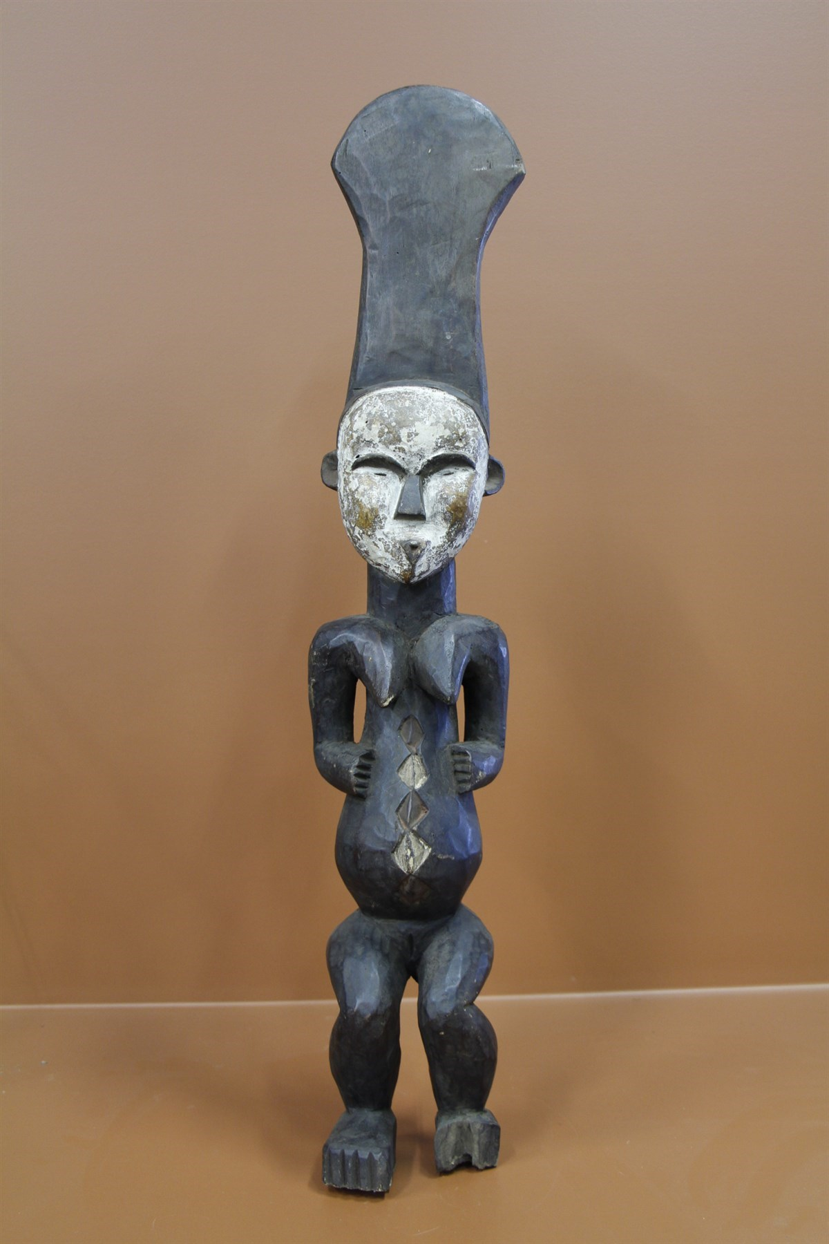 Statue Vouvi  - Déco africaine - Art africain traditionnel