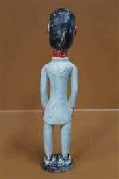 Statues africainesStatue colon Baoulé