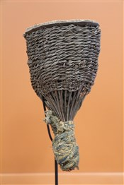 Objets usuelsMaracas artisanat africain
