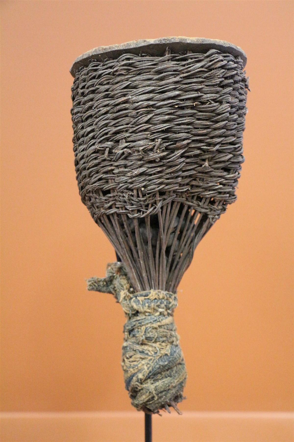 Maracas artisanat africain - Déco africaine - Art africain traditionnel