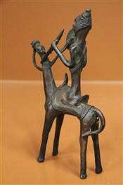 bronze africainChamelier Sao/Sokoto