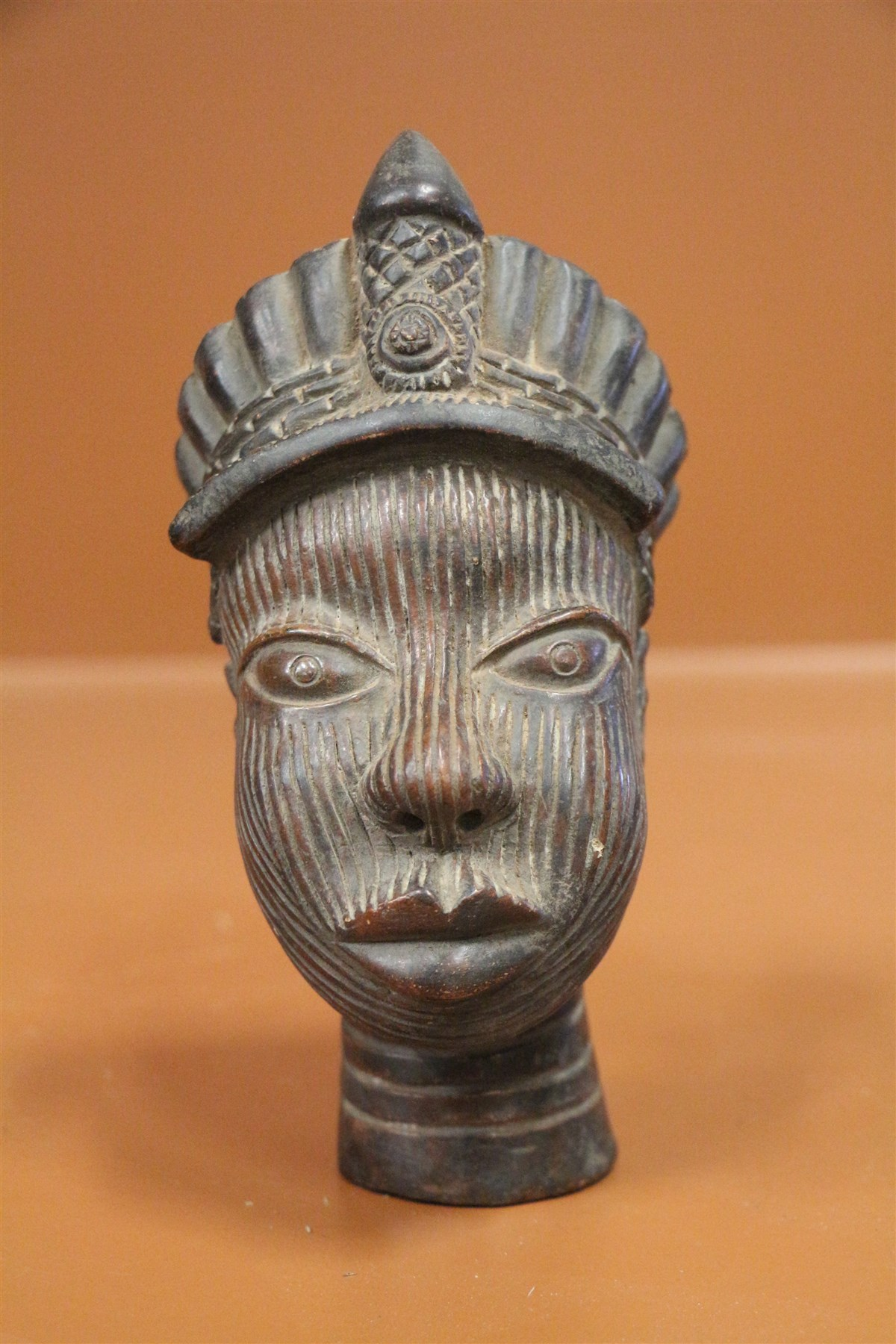 Tête Ifé - Déco africaine - Art africain traditionnel