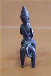 bronze africainAmulette Sao/Sokoto