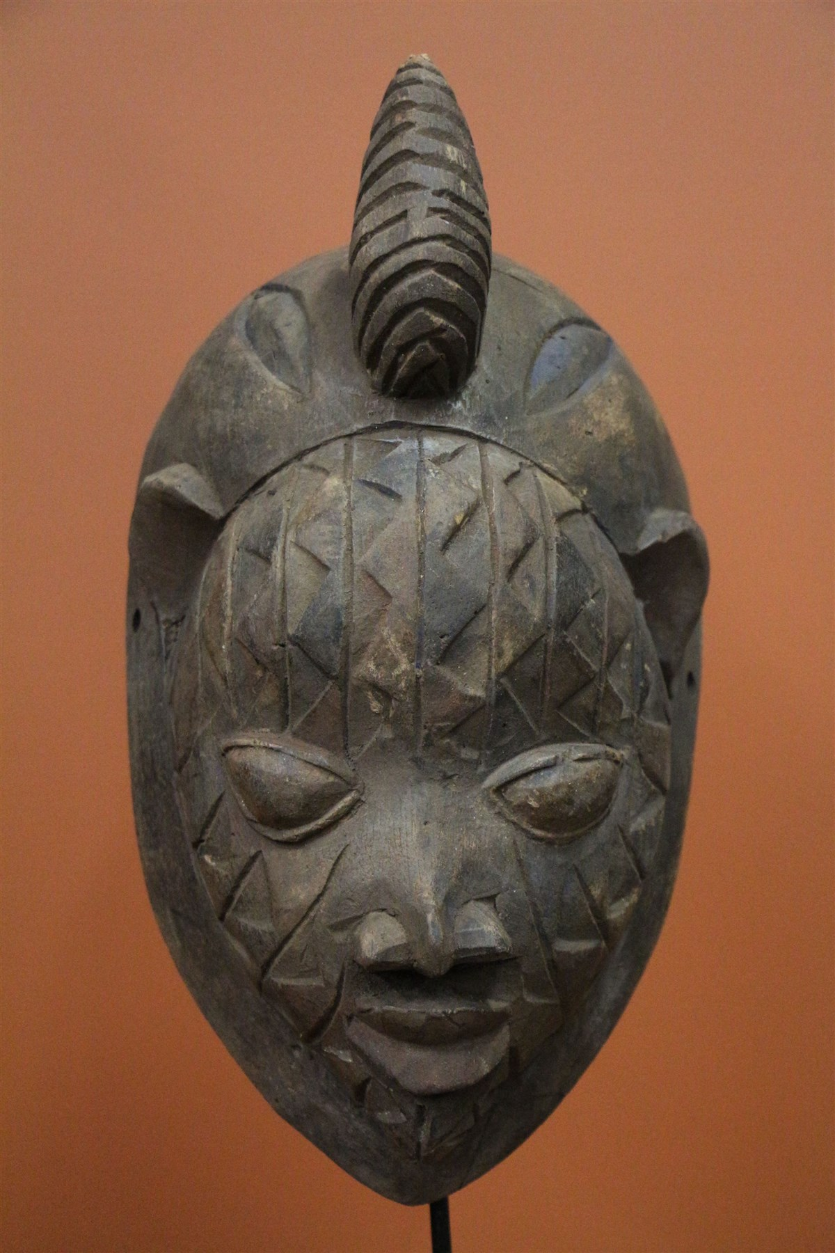 Masque Yoruba - Déco africaine - Art africain traditionnel