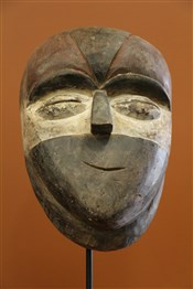 Masque africainMasque Galoa