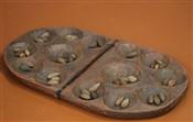 Objets usuelsAwalé artisanat africain