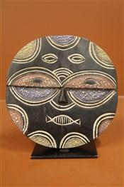 Masque africainMasque Batéké