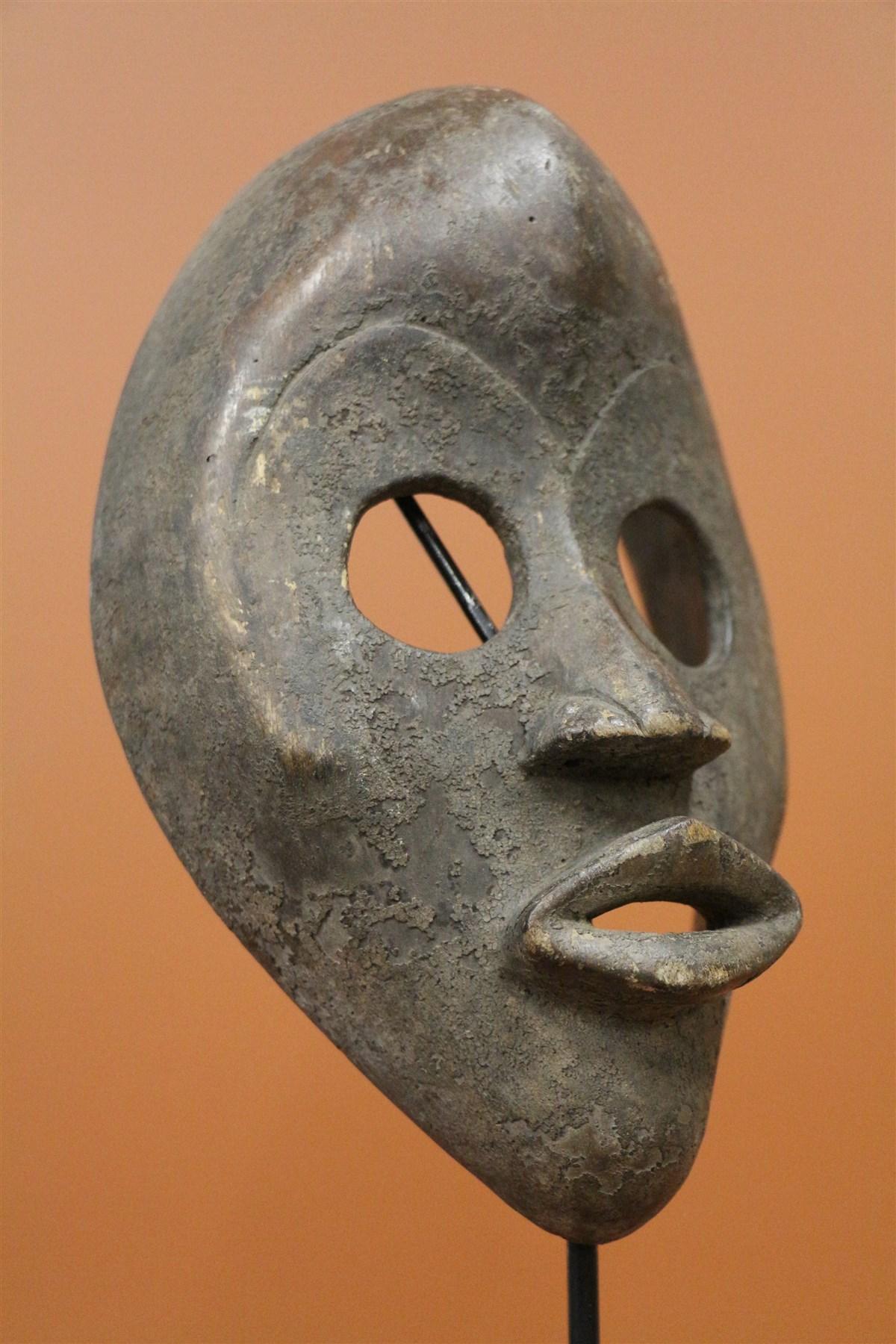 Masque Dan Toura - Déco africaine - Art africain traditionnel