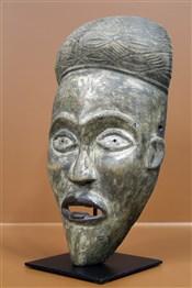 Masque africainMasque Kongo Vili