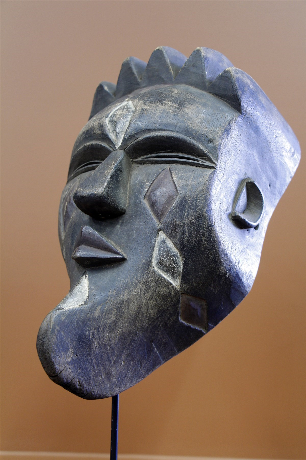 Masque Sogho - Déco africaine - Art africain traditionnel
