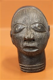 Terres cuitesTête Oni Ifé